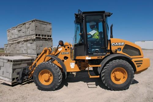 Case Construction Equipment - 321E Wheel Loaders