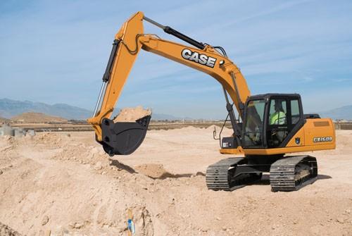 Case Construction Equipment - CX160B Excavators