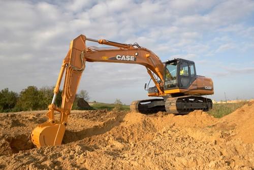 CASE Construction Equipment - CX210B Excavators