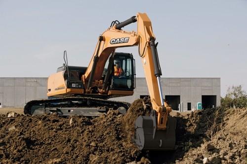 CASE Construction Equipment - CX290B Excavators
