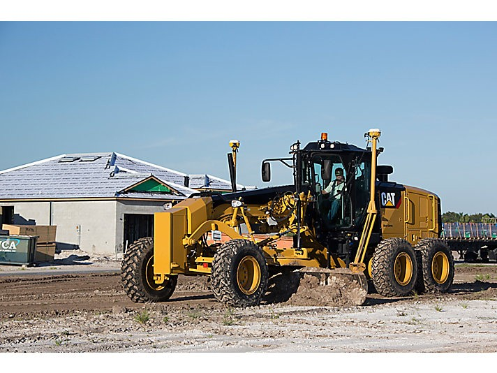 Caterpillar Inc. - 160M3 Motor Graders