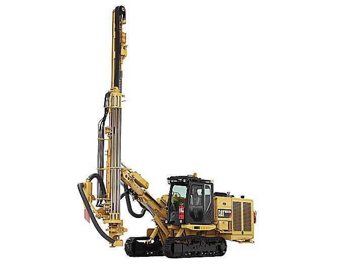Caterpillar Inc. - MD5150 Track Drills