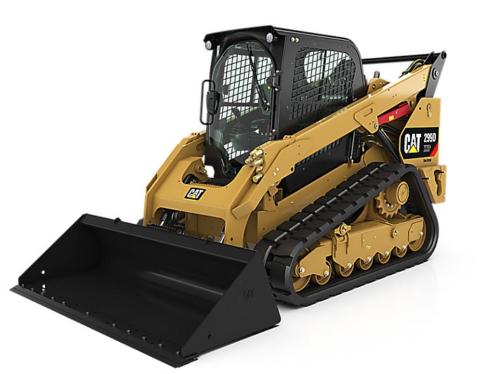 Caterpillar Inc. - 299D Compact Track Loaders