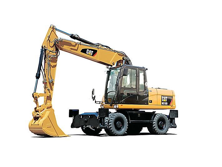 Caterpillar Inc. - M318D Excavators