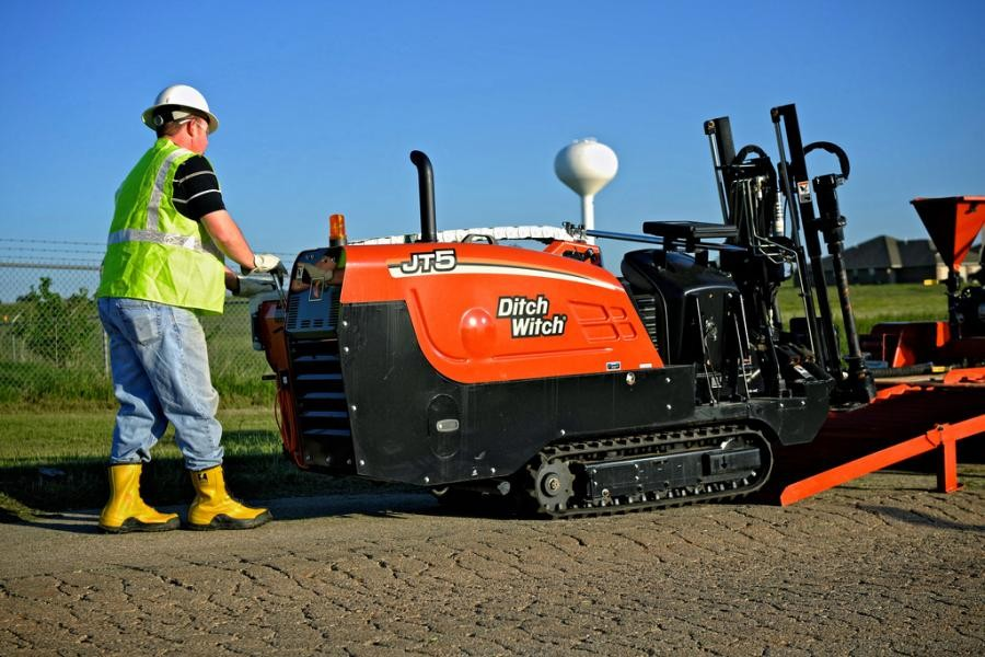 Ditch Witch - JT5 Horizontal Directional Drills