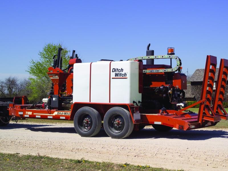 Ditch Witch - FM5 Jetting and Lubrication Pumps