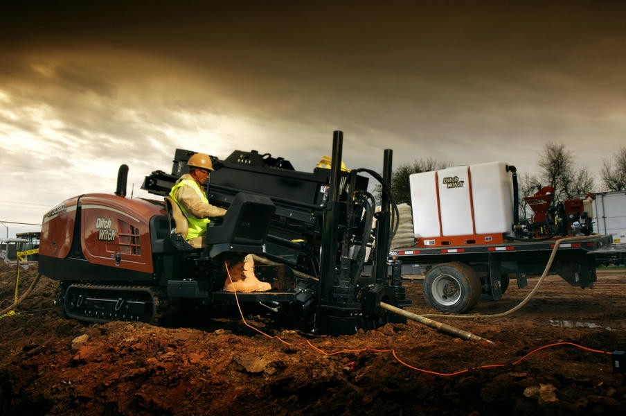 Ditch Witch - FM13V Jetting and Lubrication Pumps
