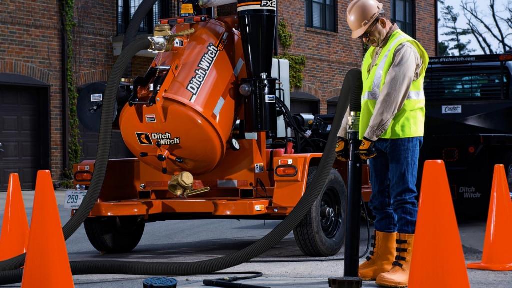 Ditch Witch - FX20 Vacuum Excavators