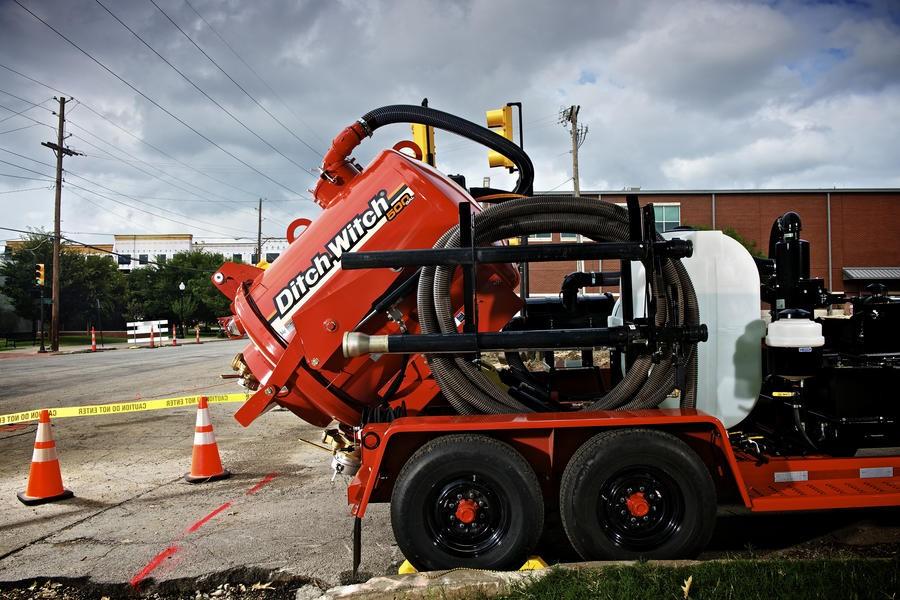 Ditch Witch - FX25 Vacuum Excavators