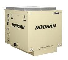 Doosan Portable Power - XHP750CM-2100 Drill Module Compressors