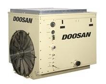Doosan Portable Power - XHP1250CM-1800 Drill Module Compressors