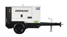 Doosan Portable Power - G40WMI-2A-T4i Generator Generators