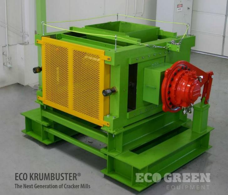 Eco Green Equipment - ECO 2000-KB Cracker Mills