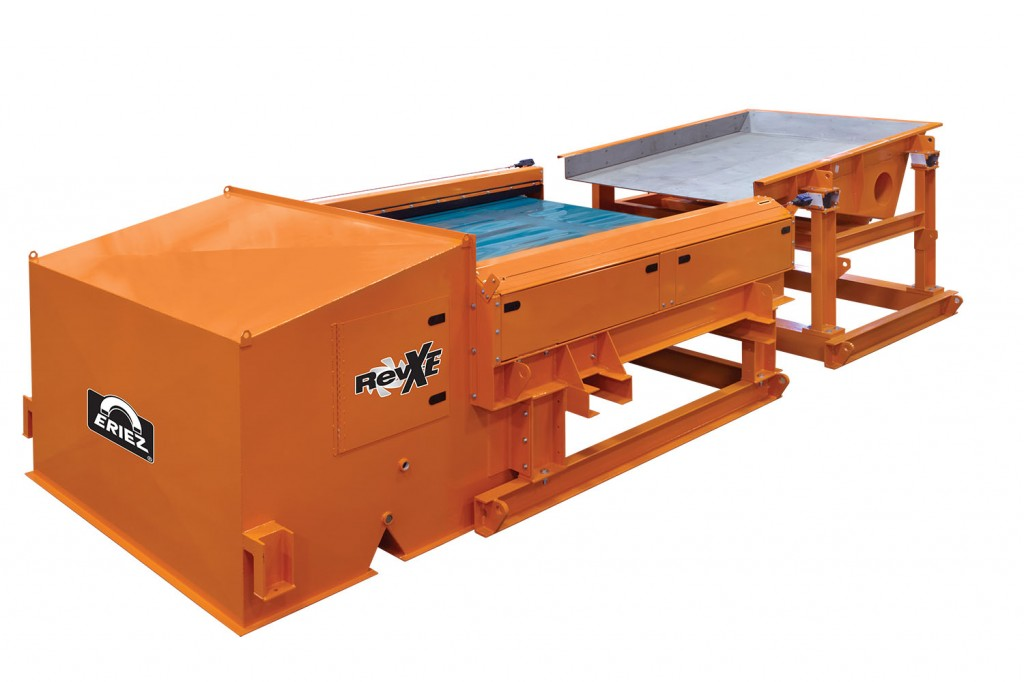 Eriez - RevX-E® Eddy Current Separators