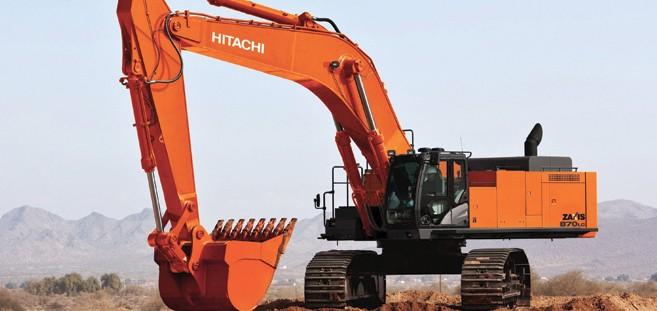 Hitachi Construction Machinery Corporation - ZX870LC-5 Excavators