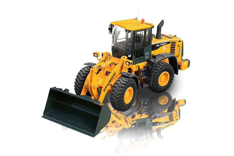 Hyundai Construction Equipment Americas Inc. - HL740-9A Wheel Loaders