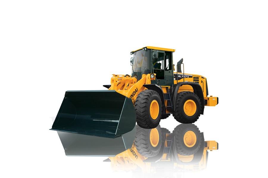 Hyundai Construction Equipment Americas Inc. - HL757-9A Wheel Loaders