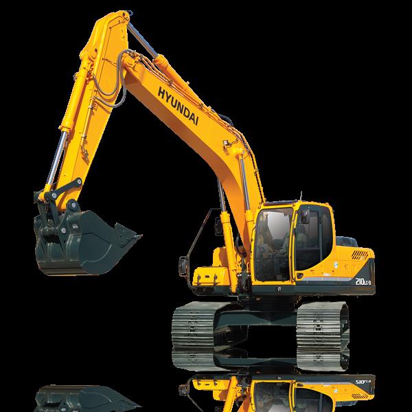 R210LC-9 Excavators
