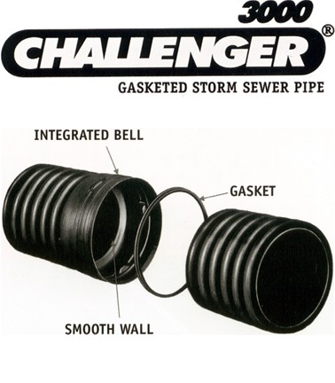CHALLENGER® 3000 Pipes