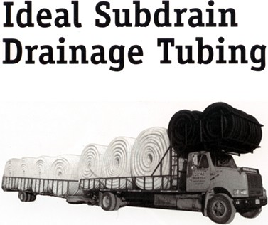IDEAL SUBDRAIN Pipes