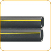 IPEX - Gold Stripe Pipes