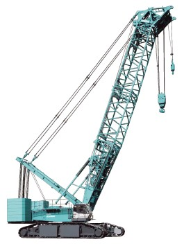Kobelco Cranes Co., Ltd. - SL4500G Crawler Cranes