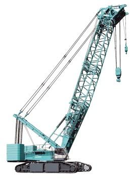 Kobelco Cranes Co., Ltd. - SL6000S Crawler Cranes