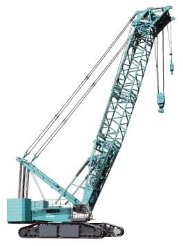 Kobelco Cranes Co., Ltd. - SL4500S Crawler Cranes