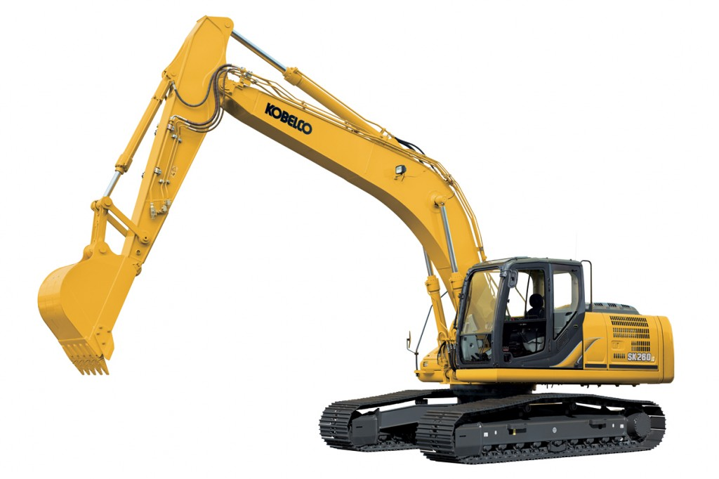 Kobelco Construction Machinery U.S.A Inc. - SK260LC-10 Excavators