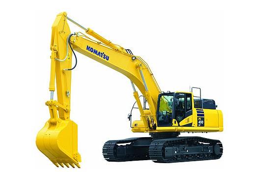 Komatsu America Corp. - PC490LC-10 Excavators