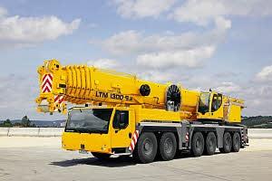 Liebherr Canada - LTM 1300-6.2 Mobile Cranes