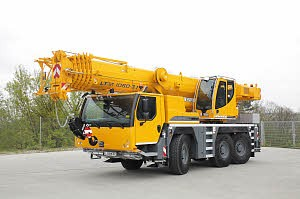 Liebherr Canada - LTM 1060-3.1 Mobile Cranes