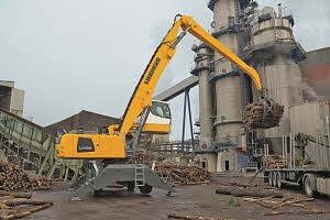 Liebherr Canada - LH 60 M Material Handlers