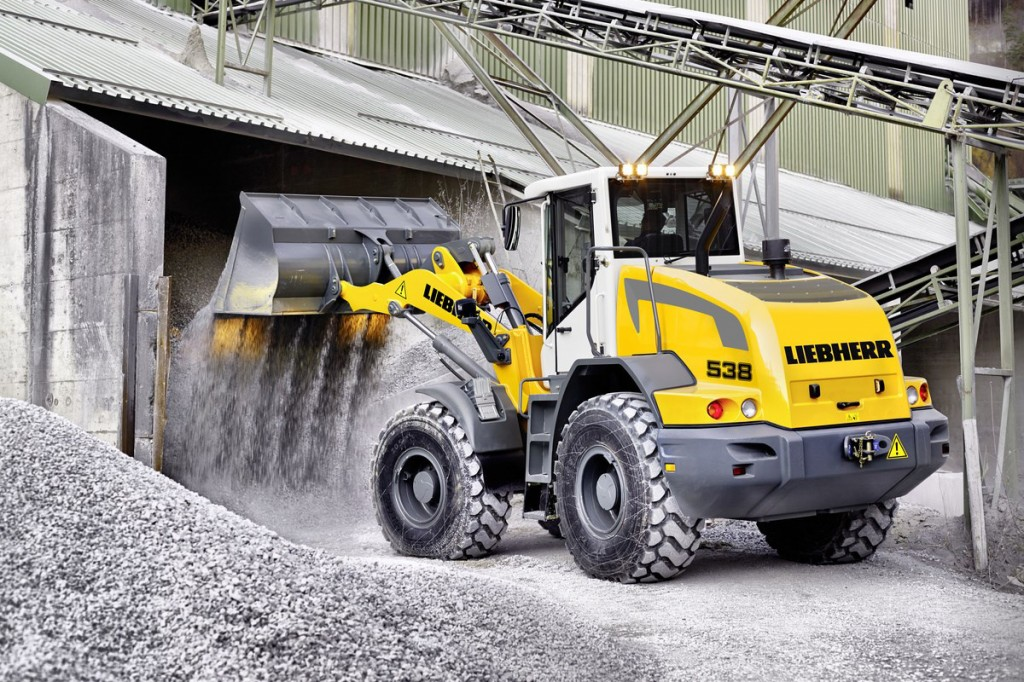Liebherr Canada - L 538 Wheel Loaders