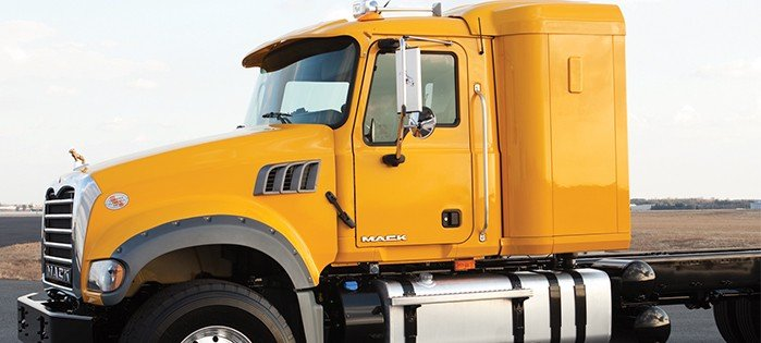 Mack Trucks - Granite™ Sleeper Vocational Trucks