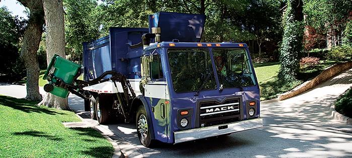 Mack Trucks - TerraPro™ Low Entry Vocational Trucks