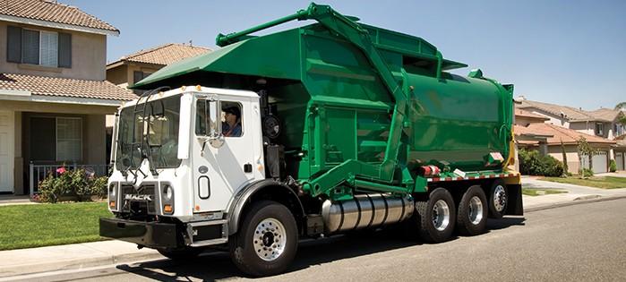 Mack Trucks - TerraPro™ Natural Gas Vocational Trucks