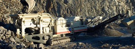 Metso Outotec - Lokotrack LT106S Track Mounted Jaw Crushers
