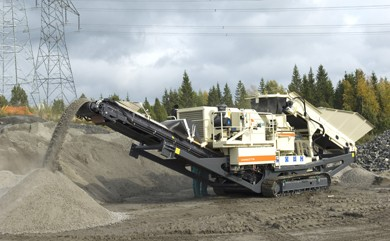 Metso Outotec - Lokotrack LT7150 Track Mounted Jaw Crushers