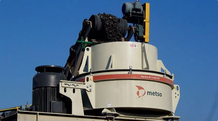 Metso Outotec - Barmac B-Series VSI Crushers Track Mounted Jaw Crushers