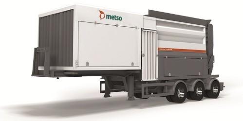 Metso Outotec - Metso EtaPreShred® 4000 Shredders