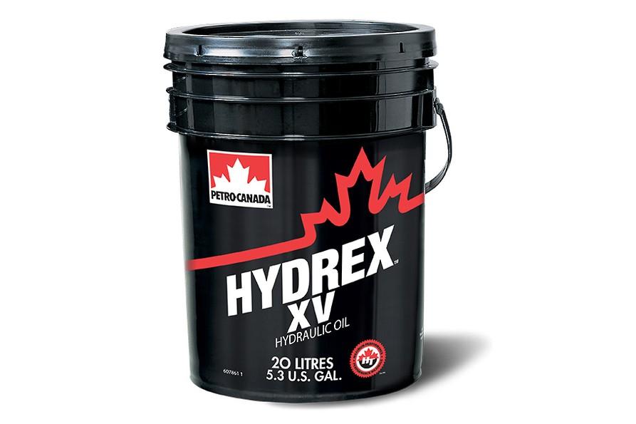 Petro-Canada Lubricants - HYDREX XV Lubricants