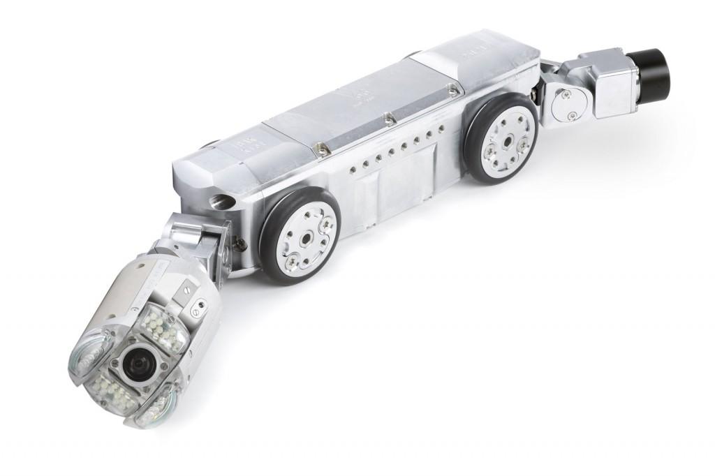 Rapidview Ibak - T66 Camera Tractor Inspection Crawlers