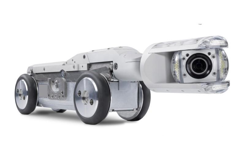 Rapidview Ibak - T76 Camera Tractor Inspection Crawlers