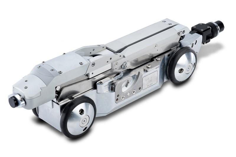 Rapidview Ibak - T86 Camera Tractor Inspection Crawlers