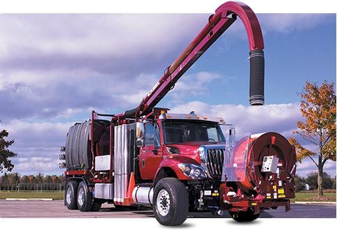 Super Products - The Camel®. Air-Vacuum Excavators