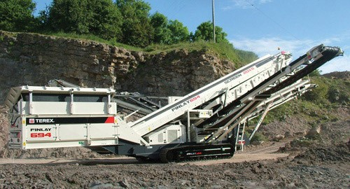 Terex Finlay - Terex® Finlay 694+ Mobile Screens