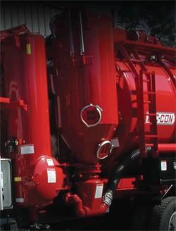 VAC-CON - Industrial Vacuum Loader Air-Vacuum Excavators