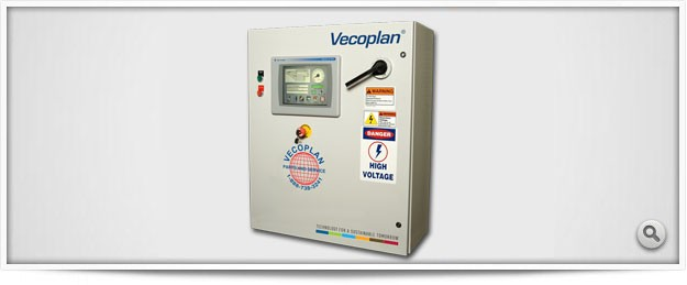 Vecoplan LLC - The Rev 9-A Control Panel Control Panels