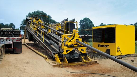 Vermeer - D1000x900 Horizontal Directional Drills